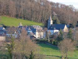 village de Saint Arroman